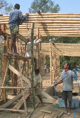 School handemade in Bangladesh - School handemade in Bangladesh
